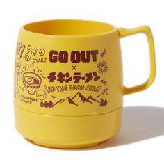 [チキンラーメン ひよこちゃん×ダイネックス×ゴーアウト]スペシャルコラボマグカップ