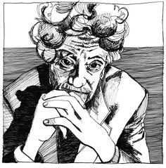 Kurt Vonnegut!  By me.