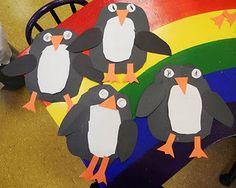 more cute penguins