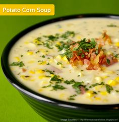 The 7 best best soup recipes from chef sanjeev kapoor images on a nice creamy potato soup with the flavor of corn by chef sanjeev kapoor for forumfinder Gallery