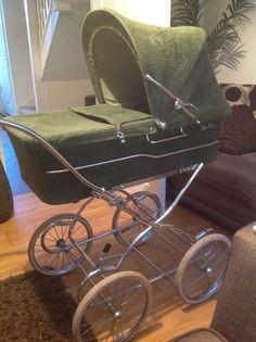Pram Stroller, Baby Strollers, Vintage Pram, Prams And Pushchairs, Baby Buggy, Baby Prams, Baby Carriage, Cots, Retro