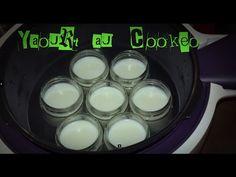 Yaourts au Cookeo - YouTube