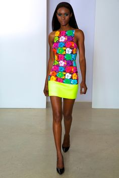 Marc Bouwer HYBRID Spring 2013 Collection NYC Fashion Week