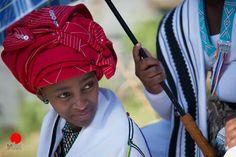 Xhosa Traditional Wedding in Alice, Eastern Cape - Xhosa Culture Xhosa Attire, African Attire, African Wear, African Dress, African Fashion, African Style, South African Wedding Dress, South African Weddings, Traditional Wedding Dresses