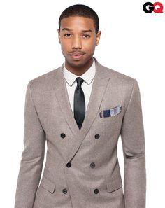 Fashionably Fly: GQ Man: Michael B. Jordan