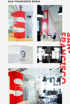 izi.TRAVEL - Office renovation on Behance