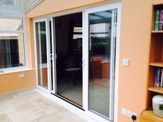 Attractive 4 Panel Patio Sliding Doors 4 Pane Patio Door | Neil Amos Windows