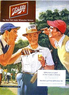 Vintage Ad Archive: Batter Up! DrinkWire