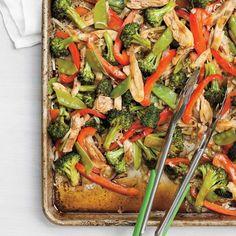 Ricardo Recipe: Asian Baked Chicken- Ricardo Recipe: Asian Baked Chicken – # to - Oven Baked Chicken, Baked Chicken Recipes, Asian Recipes, Healthy Recipes, Oriental Recipes, Ricardo Recipe, Asian Chicken, Comfort Food, Vegetable Side Dishes