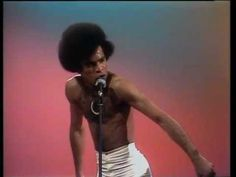 Time for a bit of 70's disco: Boney M - Daddy Cool 1976 HQ  Check out Bobby Farrell's crazy dancing! :D
