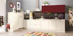"""Image result for kuchyně, vestavné spotřebiče"""" Diy Kitchen Storage, Decoration, Buffet, Flora, Kitchen Cabinets, Eat, Furniture, Home Decor, Kitchens"""