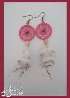 #earrings #dreamcatcher #nyamasworld