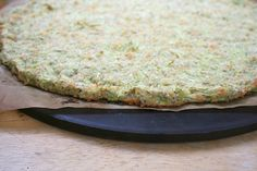 The Best Zucchini Recipe Ever - Zucchini Crust Pizza   myhumblekitchen.com   Delicious! Combined this with another recipe to double-check the process. Took much longer to bake than the recipe says - RF