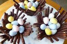 Chocolate Easter Baskets #EasterHam