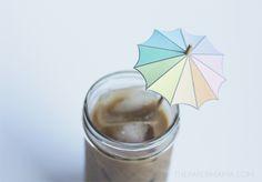 Drink Umbrella Stirrer
