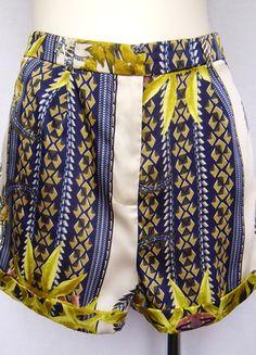 Kup mój przedmiot na #vintedpl http://www.vinted.pl/damska-odziez/spodnice/11868343-eleganckie-modne-spodenk-z-kieszonkami-wzory-wysoki-stan-safari-krotkie-spodnie-mini-szorty