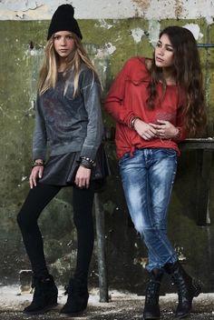 Moda adolescente para triunfar, Vingino