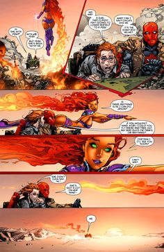 Red Hood and the Outlaws - November 2011