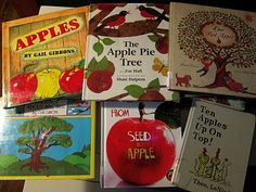 6 Children's Books About Apples