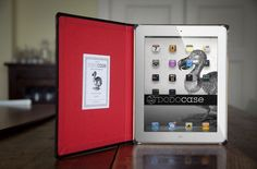 DODO case for iPad 2. Love it. But 4 weeks till it arrives in the Netherlands? Need to find something else :(