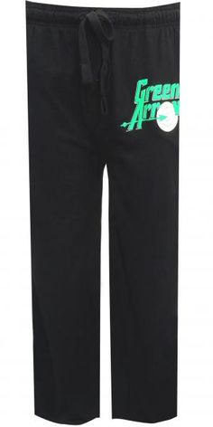 DC Comics Justice League Green Arrow Lounge Pants