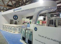 Exhibition stand design Host