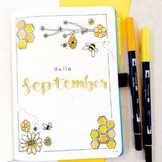 Here are some best September Bullet Journal Theme & Cover Page Ideas for you to get inspired! I love to change my bullet journal spreads according to the season, if you do too, then you'll love these September bullet journal ideas. I have covered 20 different themes for this September 2020.