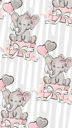 Elefantitos😍 Baby Elephant Drawing, Elephant Love, Elephant Art, Cute Wallpapers, Wallpaper Backgrounds, Iphone Wallpaper, Animal Wallpaper, Disney Wallpaper, Scrapbooking Image