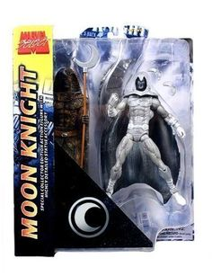 Marvel Select Moon Knight Action Figure *** Read more  at the image link.