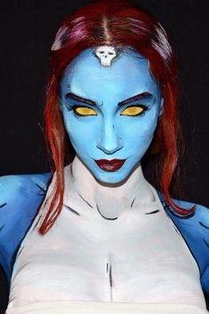 My Journey to becoming a Makeup Artist   Halloween ideas, Horror ...