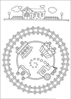 Mandalas Coloring Pages 91
