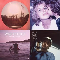 A playlist featuring Casa del Mirto, Mac Demarco, Washed Out, and others