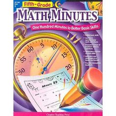 I love this and use it in my classroom as part of our Friday game day! 5th Grade Math Minutes...