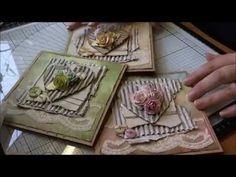 Wild Bunch - Shabby Cards - Sarah