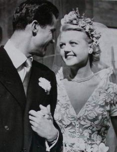 Angela Lansbury wed actor Peter Shaw in 1949. They remained married until he died in 2003.