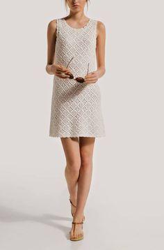 Beau Crochet, Diy Crochet, Crochet Baby, Crochet Jumper, Booties Crochet, Irish Crochet, Crochet Skirts, Crochet Clothes, Dress Patterns
