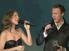 Celine Dion Surprises the Canadian Tenors and Sings Hallelujah With Them - Music Video