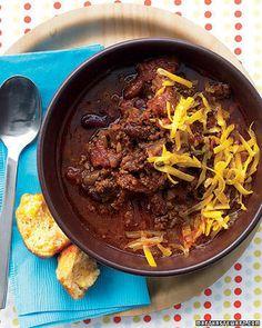 Grandma Lorraine's Chili