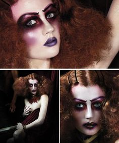 Illamasqua- Theatre of the Nameless Collection