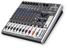 Consoles Sono et Studio Behringer - Xenyx X1222USB