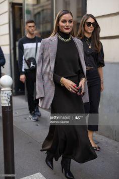 Olivia Palermo Outfit, Look Olivia Palermo, Olivia Palermo Street Style, Estilo Olivia Palermo, Olivia Palermo Lookbook, Olivia Palermo Winter Style, Fashion Week Paris, Milan Fashion Weeks, Work Fashion