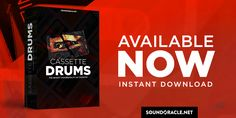 Introducing #CassetteDrums - Over 160 handcrafted #drums processed with tape  broken cassette players. http://cassette-drums-soundoracle.pagedemo.co/ #SoundOracle #808s, #Kicks, #Snares, #HiHats, #Percussion, #Cassette, #CassetteTapes, #CassetteDrumkits, #DrumSamples, #Drumkits, #Drumkit, #Sounds, #SoundPack, #SoundLibrary, #ProducerKit, #ProductionTool, #RoyaltyFree, #WAVFiles