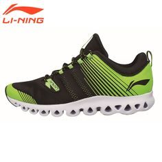 designer fashion f5881 b3884 36.81  Know more - 2017 New Arrivals Li-Ning Men s Runnning Shoes Classic  Arc