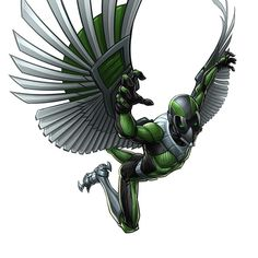 Vulture Spiderman, Vulture Marvel, Marvel Comic Universe, Marvel Dc Comics, Marvel Heroes, Rogue Comics, Marvel Comic Character, Marvel Characters, Best Marvel Villains