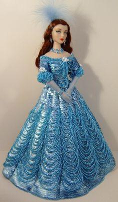 1858 Jewelled Cotillion Costume