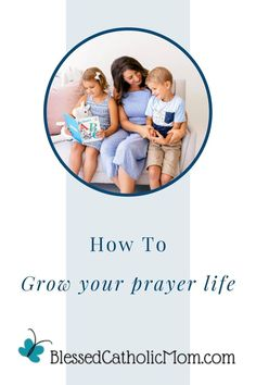 The 🔥 Prayer Companion is a guide to meet you where you are in your prayer life and help you to grow in faith one day at a time. #GrowInPrayer #PrayerCompanion #CatholicPrayers #CatholicFaith Catholic Marriage, Catholic Doctrine, Catholic Prayers, The Good Catholic, Deeper Life, Faith Walk, Finding God, Raising Kids, Good Books
