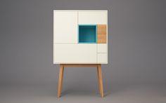 Stylish Furniture Design by Luis Branco | Abduzeedo