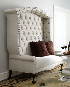 Trend Tall Accent Chairs Decor