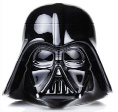 TAZA CON TAPA STAR WARS: DARTH VADER #http://www.pinterest.com/dvddeocasion/