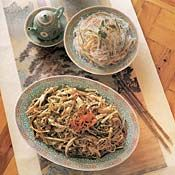 Cellophane Noodle Salad, Recipe from Cooking.com